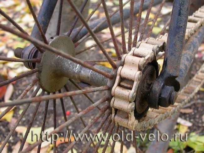 Разбортовка колеса велосипеда своими руками 86