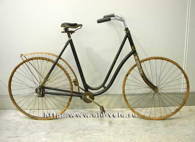 Изобретение велосипеда вновь